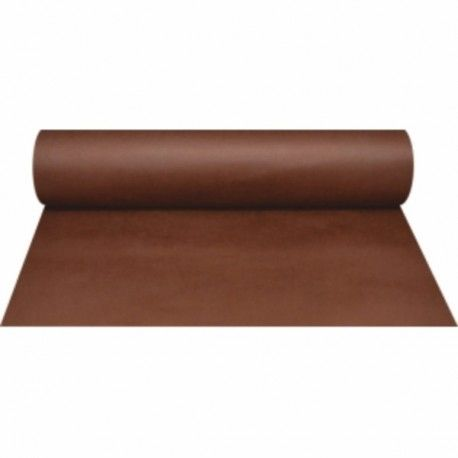 ROLLO MANTEL NOVOTEX MARRÓN 1,20 M.X 50 M.